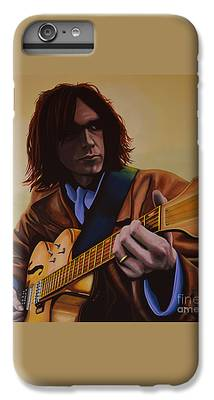 Neil Young iPhone 7 Plus Cases