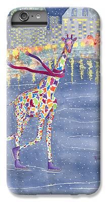 Giraffe iPhone 7 Plus Cases