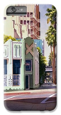 Los Angeles IPhone 7 Plus Cases