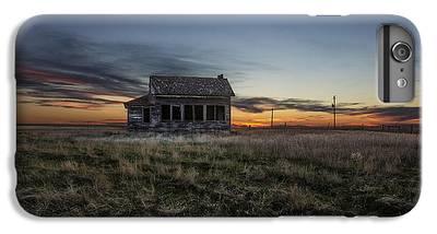 Prairie Sunset IPhone 7 Plus Cases