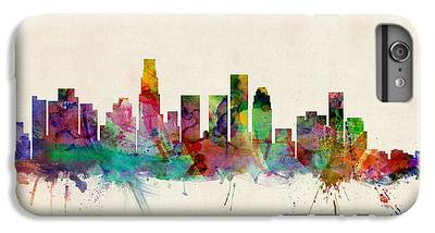 Los Angeles Skyline iPhone 7 Plus Cases