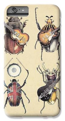 Insects iPhone 7 Plus Cases