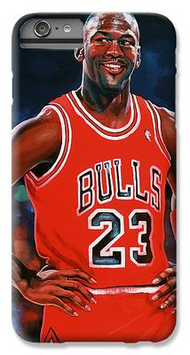 Michael Jordan IPhone 7 Plus Cases
