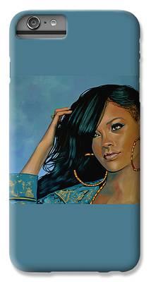 Rihanna iPhone 7 Plus Cases