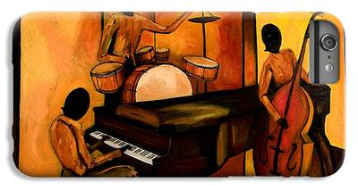 Jazz iPhone 7 Plus Cases