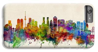 Tokyo Skyline iPhone 7 Plus Cases
