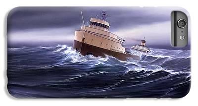 Lake Superior iPhone 7 Plus Cases