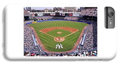 Yankee Stadium iPhone 7 Plus Cases