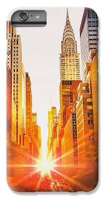 Chrysler Building iPhone 7 Plus Cases