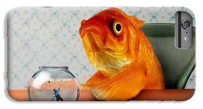 Goldfish IPhone 7 Plus Cases