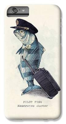 Fish iPhone 7 Plus Cases