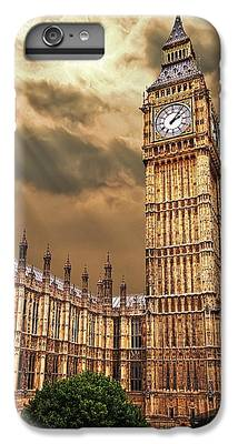 Tower Of London IPhone 7 Plus Cases
