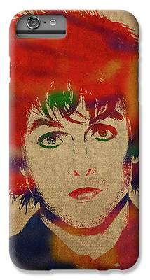 Green Day IPhone 7 Plus Cases