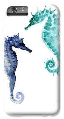 Seahorse iPhone 7 Plus Cases