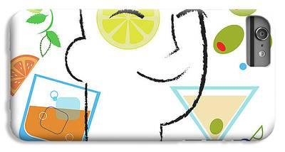 Martini iPhone 7 Plus Cases