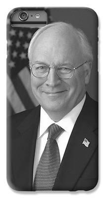 Dick Cheney iPhone 7 Plus Cases