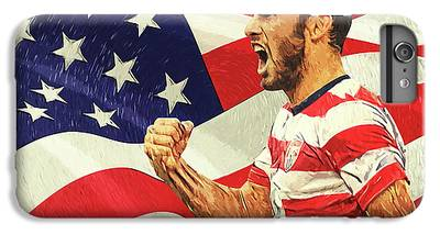 Landon Donovan IPhone 7 Plus Cases