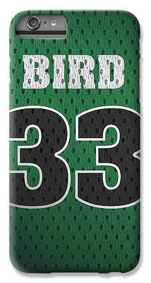 Larry Bird IPhone 7 Plus Cases