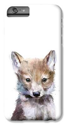 Wolf iPhone 7 Plus Cases
