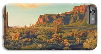 Desert Sunset IPhone 7 Plus Cases
