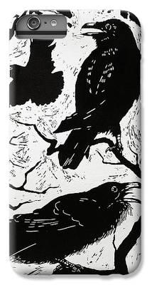 Raven iPhone 7 Plus Cases
