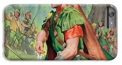 Robin iPhone 7 Plus Cases