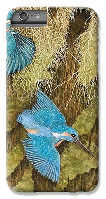 Kingfisher iPhone 7 Plus Cases