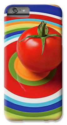 Tomato iPhone 7 Plus Cases