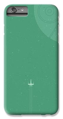 Space Ships iPhone 7 Plus Cases