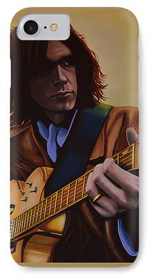 Neil Young IPhone 8 Cases