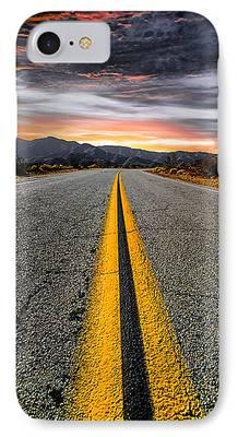 Desert iPhone 8 Cases