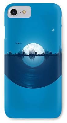Gift Digital Art iPhone Cases
