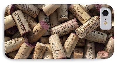 Wine Cellar iPhone Cases