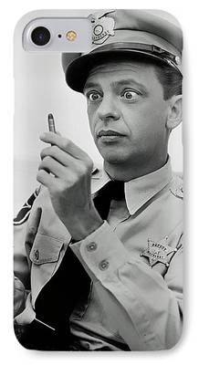 Andy Griffith Show Photographs iPhone Cases