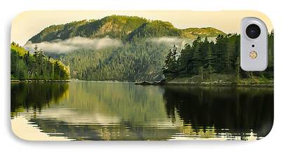 East Cracoft Island iPhone Cases