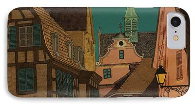 Alsace iPhone Cases