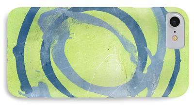Modern-art Paintings iPhone Cases