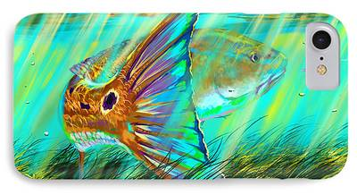 Swordfish iPhone Cases