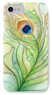 Peacock iPhone Cases