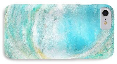 Beach Themed Art iPhone Cases