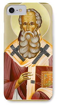 St Athanasios The Great iPhone Cases