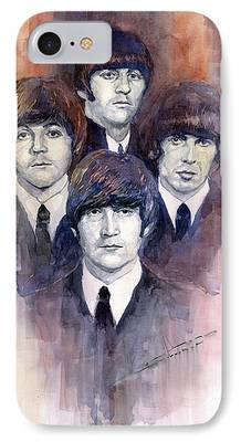 Beatles IPhone 8 Cases