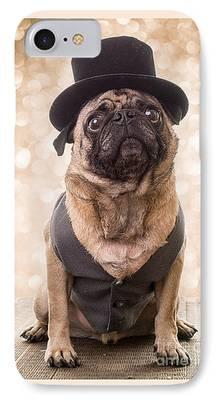Pug IPhone 8 Cases