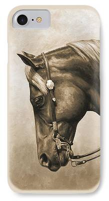 Western Art iPhone Cases