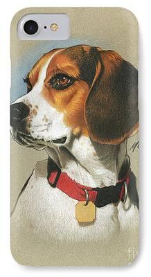 Beagle IPhone 8 Cases