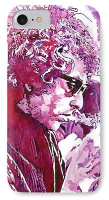 Bob Dylan IPhone 8 Cases
