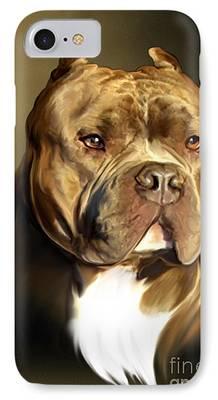 Pitbull IPhone 8 Cases