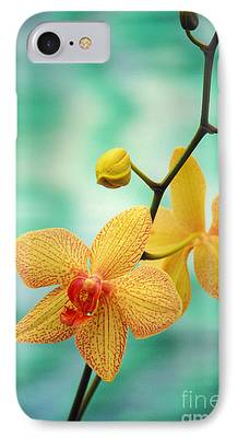 Orchid iPhone Cases