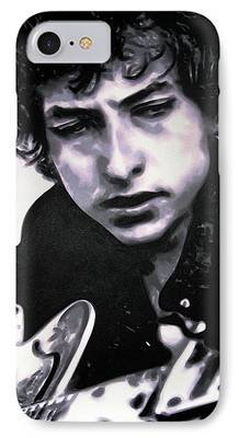 Woody Guthrie iPhone Cases