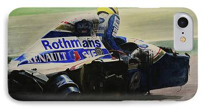 Formula One iPhone Cases